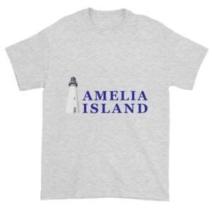 Amelia's Iconic Lighthouse Ultra Cotton T-Shirt Ash
