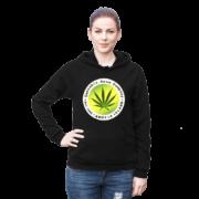 Cannabis Seed Company Black Female Model