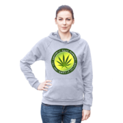 Cannabis Seed Company Heather-Grey Female Model