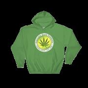 Cannabis Seed Company Hoodie Irish-Green