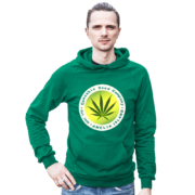 Cannabis Seed Company Kelly-Green Male Model