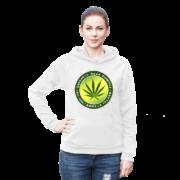 Cannabis Seed Company White Female Model
