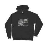 Florida's Oldest Saloon Black Hoodie