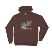 Florida's Oldest Saloon Brown Hoodie