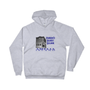 Florida's Oldest Saloon Heather-Grey Hoodie