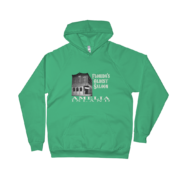 Florida's Oldest Saloon Kelly-Green Hoodie