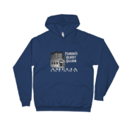 Florida's Oldest Saloon Navy Hoodie