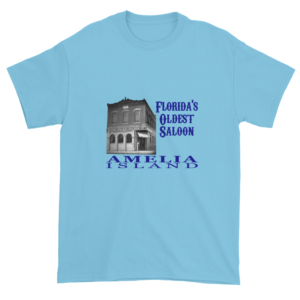 Florida's Oldest Saloon Ultra Cotton T-Shirt Sky