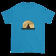 Full Moon Lotus Ultra Cotton T-Shirt Sapphire