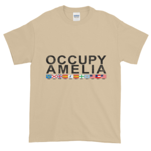 Occupy Amelia Ultra Cotton T-Shirt Sand