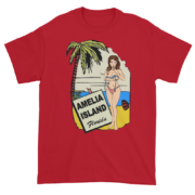 Oops My Bathing Suit Ultra Cotton T-Shirt Cherry-Red