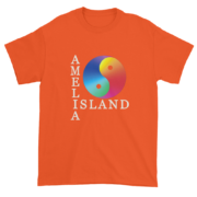 Yin & Yang Ultra Cotton T-Shirt Orange