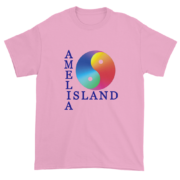 Yin & Yang Ultra Cotton T-Shirt Pink