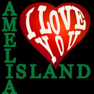 Amelia I Love You Graphic
