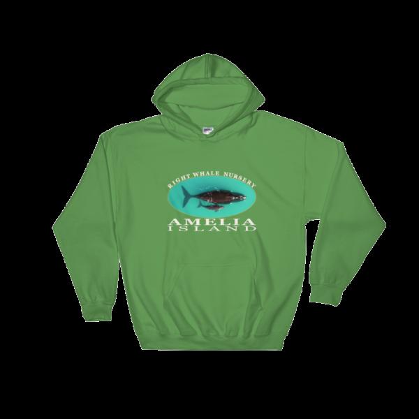 Amelia Island Nursery Hoodie Irish-Green