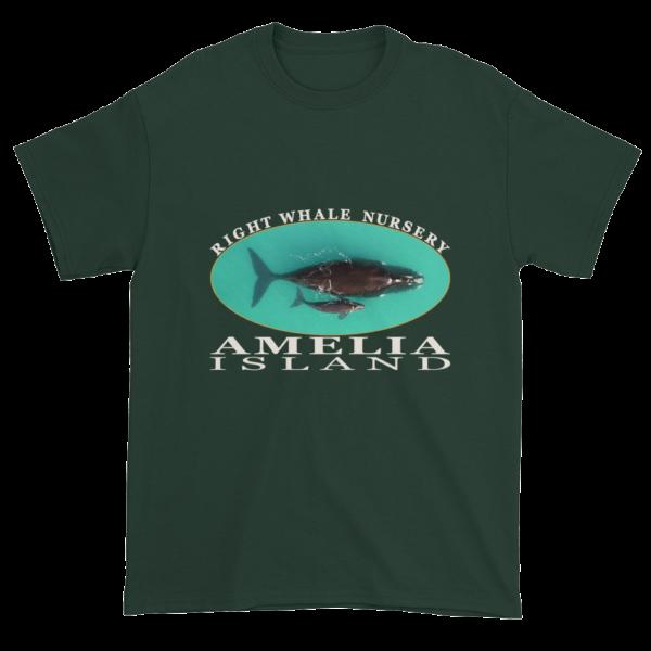 Amelia Island Nursery Ultra Cotton T-Shirt Forest