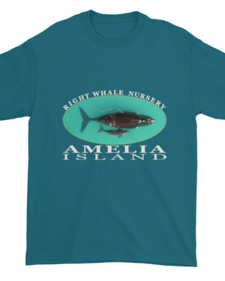 Amelia Island Nursery Ultra Cotton T-Shirt Galapagos-Blue