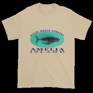 Amelia Island Nursery Ultra Cotton T-Shirt Sand