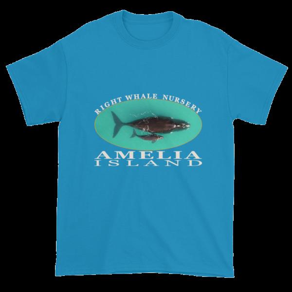Amelia Island Nursery Ultra Cotton T-Shirt Sapphire