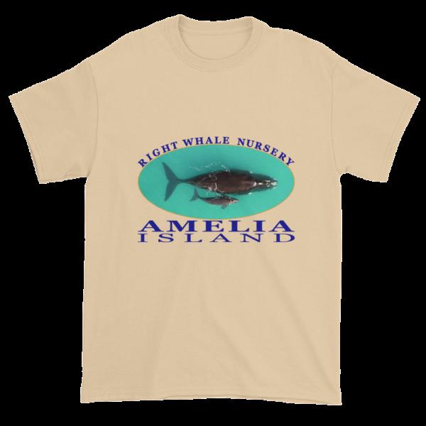 Amelia Island Nursery Ultra Cotton T-Shirt Tan