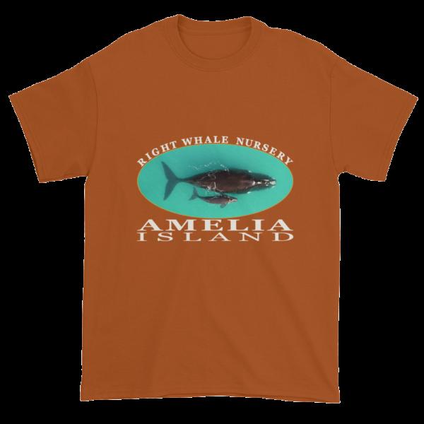 Amelia Island Nursery Ultra Cotton T-Shirt Texas-Orange