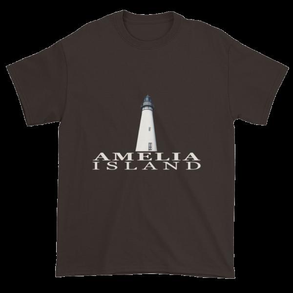 Amelia Lighthouse Ultra Cotton T-Shirt Dark-Chocolate