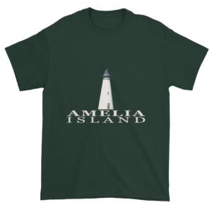 Amelia Lighthouse Ultra Cotton T-Shirt Forest