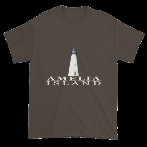 Amelia Lighthouse Ultra Cotton T-Shirt Olive