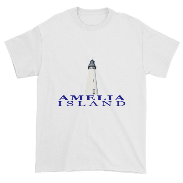 Amelia Lighthouse Ultra Cotton T-Shirt White