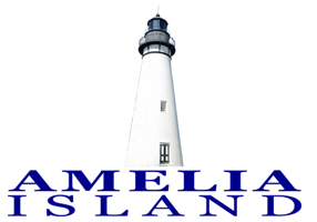 Amelia Island Lighthouse Vertical. Graphic 200