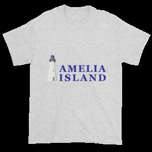 Amelia's Iconic Lighthouse Ultra Cotton T-Shirt Ash