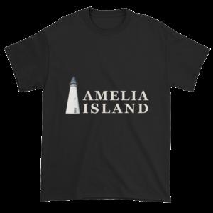 Amelia's Iconic Lighthouse Ultra Cotton T-Shirt Black
