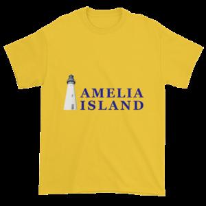 Amelia's Iconic Lighthouse Ultra Cotton T-Shirt Daisy