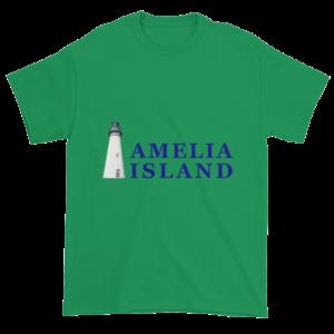 Amelia's Iconic Lighthouse Ultra Cotton T-Shirt Irish-Green