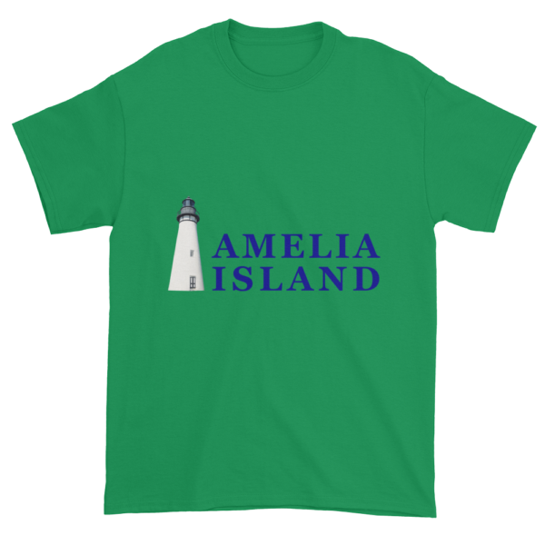 Amelia's Iconic Lighthouse Ultra Cotton T-Shirt Irish-Green