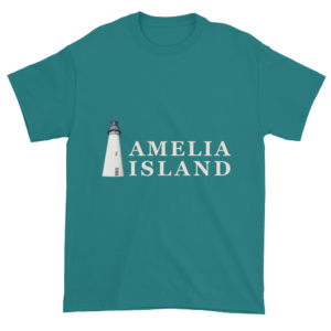 Amelia's Iconic Lighthouse Ultra Cotton T-Shirt Jade-Dome