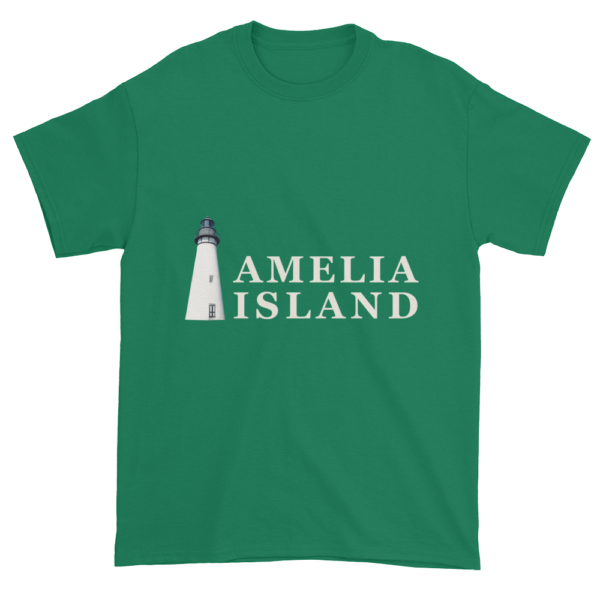 Amelia's Iconic Lighthouse Ultra Cotton T-Shirt Kelly