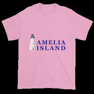 Amelia's Iconic Lighthouse Ultra Cotton T-Shirt Light-Pink