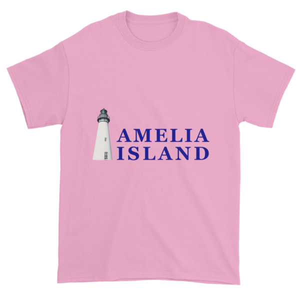 Amelia's Iconic Lighthouse Ultra Cotton T-Shirt Light-Pink