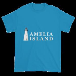 Amelia's Iconic Lighthouse Ultra Cotton T-Shirt Sapphire
