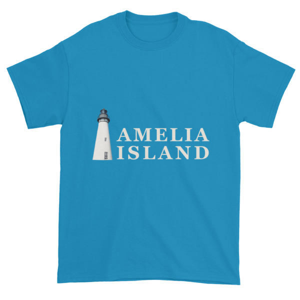 Amelia's Iconic Lighthouse Ultra Cotton T-Shirt Sapphire