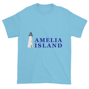 Amelia's Iconic Lighthouse Ultra Cotton T-Shirt Sky