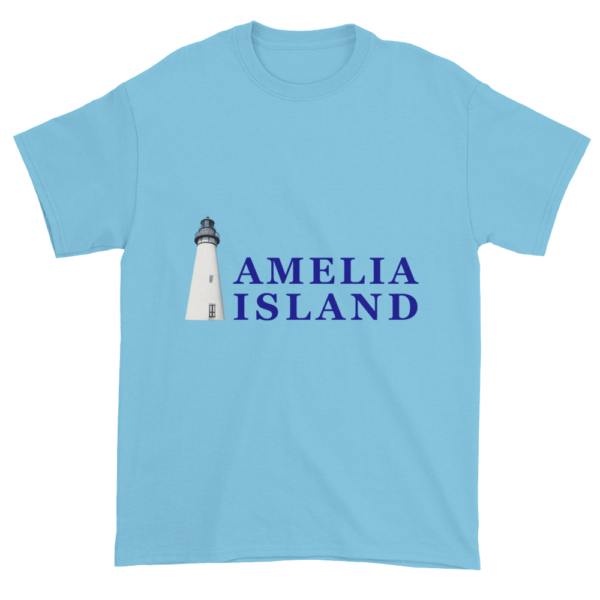 Amelia's Iconic Lighthouse Ultra Cotton T-Shirt Sky