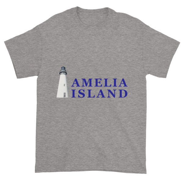 Amelia's Iconic Lighthouse Ultra Cotton T-Shirt Sport-Grey