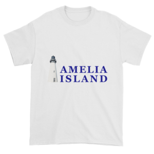 Amelia's Iconic Lighthouse Ultra Cotton T-Shirt White