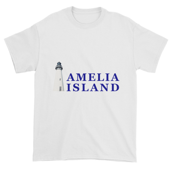 Amelia's Iconic Lighthouse Ultra Cotton T-Shirt White
