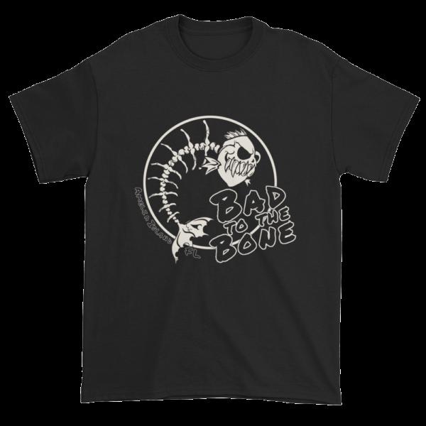 Bad to the Bone Ultra Cotton T-Shirt Black