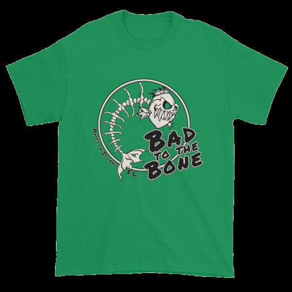 Bad to the Bone Ultra Cotton T-Shirt Irish-Green