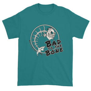 Bad to the Bone Ultra Cotton T-Shirt Jade-Dome