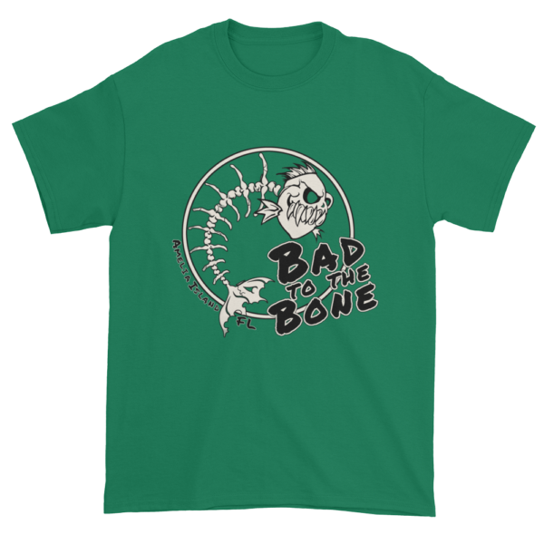 Bad to the Bone Ultra Cotton T-Shirt Kelly